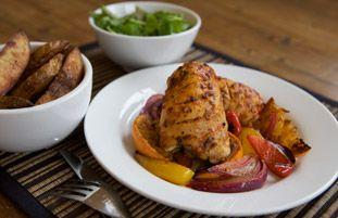 Tray-baked Piri Piri Chicken Recipe