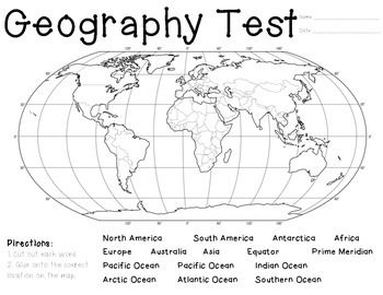 The Best Geography Test Ideas On Pinterest Geography Map - Geography test