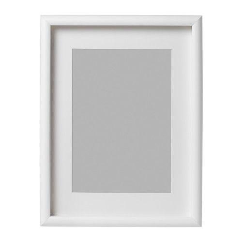 MOSSEBO Rahmen, weiß weiß 30x40 cm