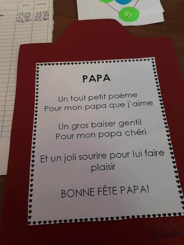épinglé Par Sandrine Cavalli Sur école Idée Fete Des Peres