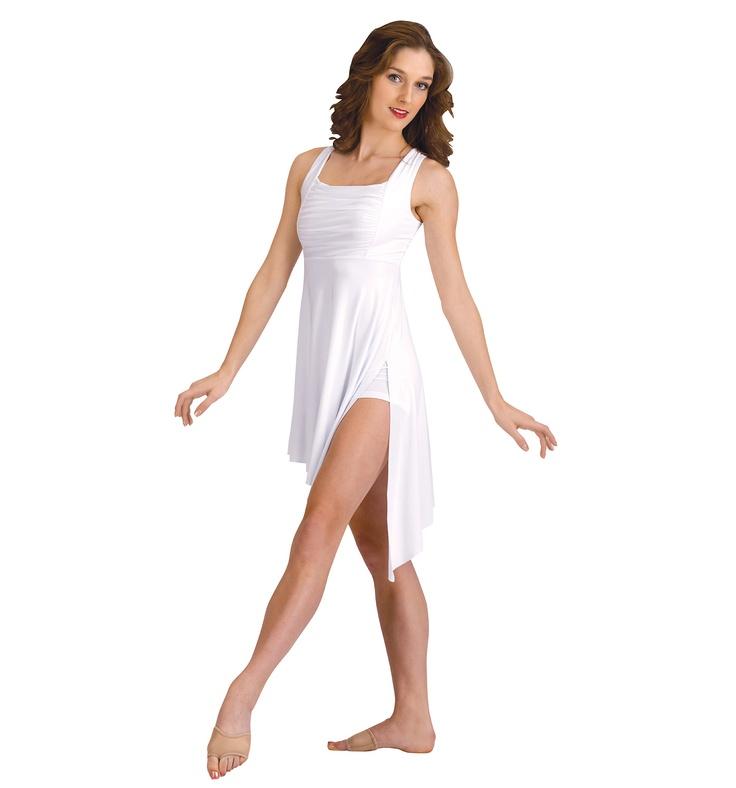 Lyric lyrical dance dresses : White Dance Dress – fashion dresses