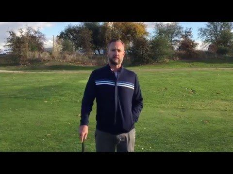 Video Tip of the day - Golf Chipping onto the Green   Golf Central