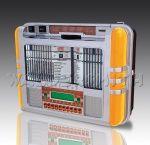 RockOla Remote Selector Wallette Box in Yellow. #wallette
