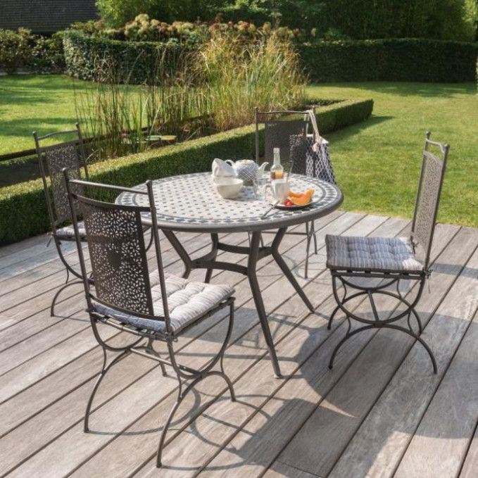 Monsieur Bricolage Salon De Jardin Outdoor Furniture Sets Outdoor Decor Outdoor Tables