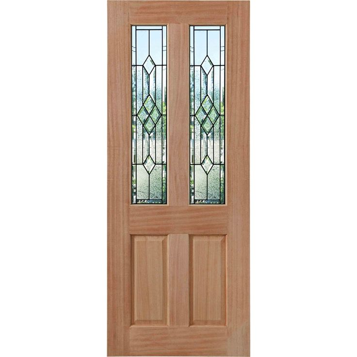 Woodcraft Doors 2040 x 820 x 40mm Cass Entrance Door