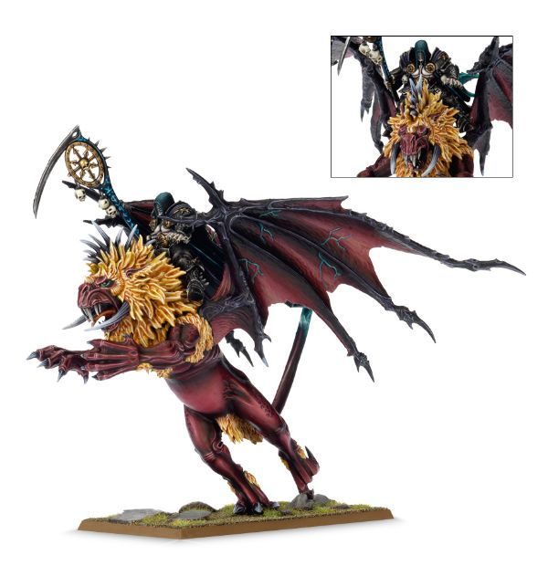 Chaos Lord on Manticore