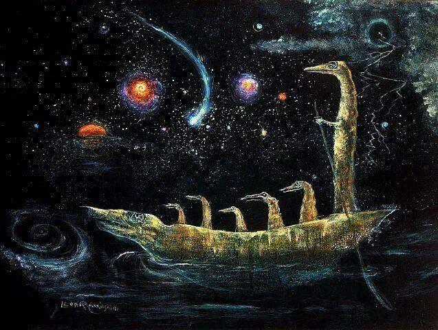Resultado de imagen para surrealism drawings carrington