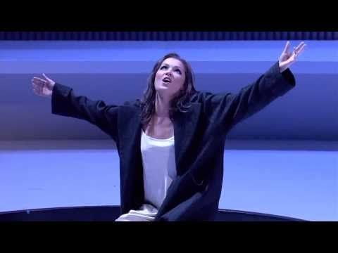 La Traviata - Verdi - My favorite interpretation of my favorite opera with my favorite soprano, Anna Netrebko. The production is bold, graphic, and stunning. The entire performance is on Youtube!