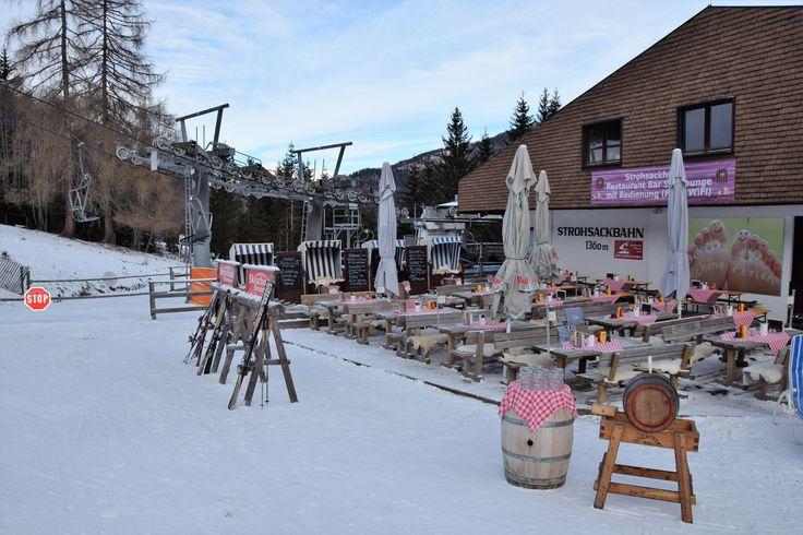 Strohsackhütte in Bad Kleinkirchheim - Genusswirt Kärnten Mitglied - viele Köstlichkeiten aus der Region und Österreich :) Wir freuen uns auf euch...