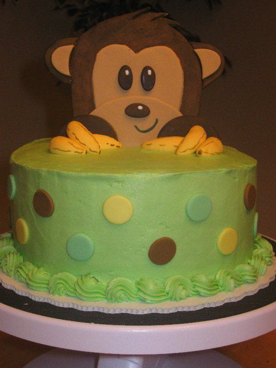 117 Best Easy To Make Baby Shower Cakes Images On