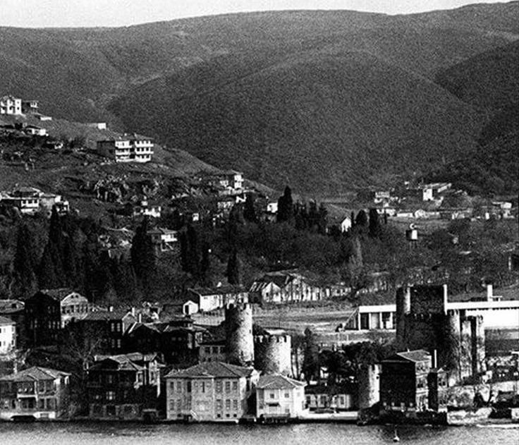 Anadolu Hisarı 1960