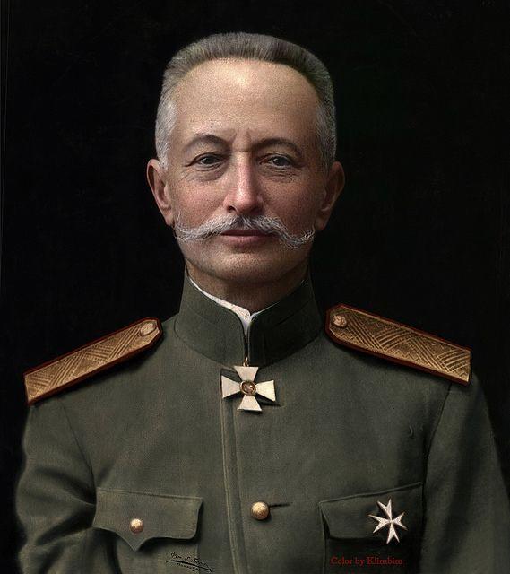 Aleksei Brusilov   Алексей Брусилов - Olga