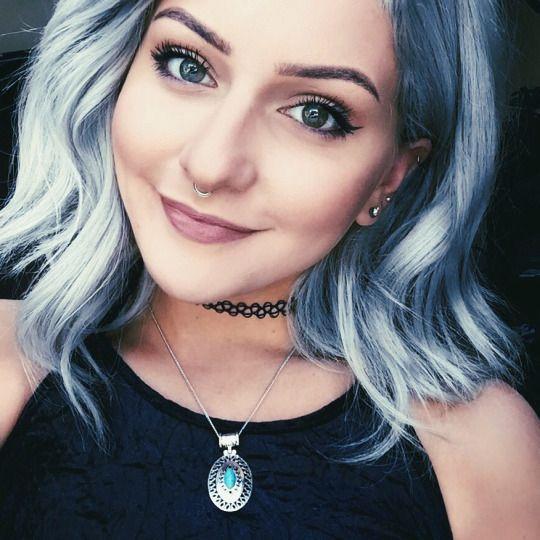 Голубые волосы (38 фото): видео-инструкция как выбрать цвет своими руками, какая лучше краска, тоник, фото и цена