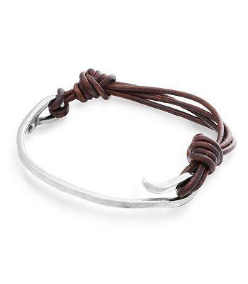 As You Wish Leather Charm Bracelet   James Avery