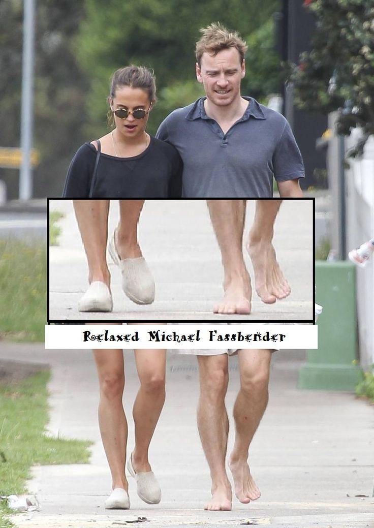 Michael Fassbender amp Alicia Vikander Break Up  Alicia