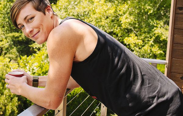 Abby Wambach on coming out, married life, and creating a home outside of her soccer career