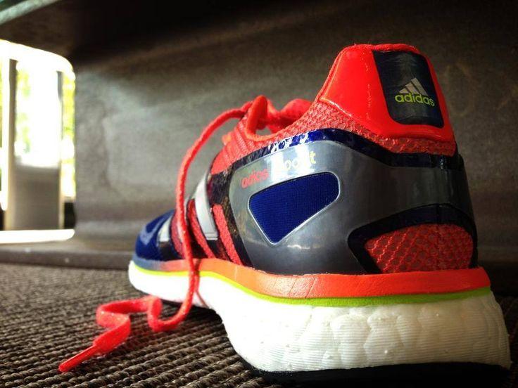 Adidas Adios Boost, mis nuevas compañeras  para el duro y repetitivo asfalto ;D