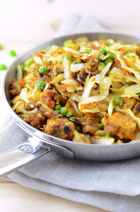 Vegan Irish Skillet 1