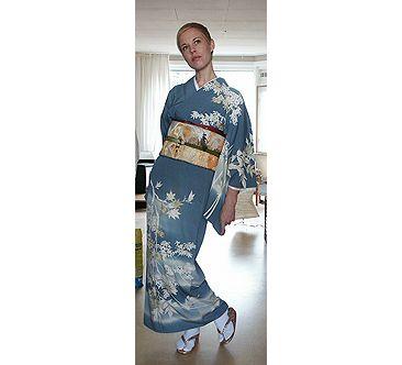 Berber Oostenbrug |Portretten | Glamour Portfolio | Sprookjes & Fantasieën | Vrij Werk | Kimono Styling Kimono Gorgeous Berber-chan in gorgeous Houmongi