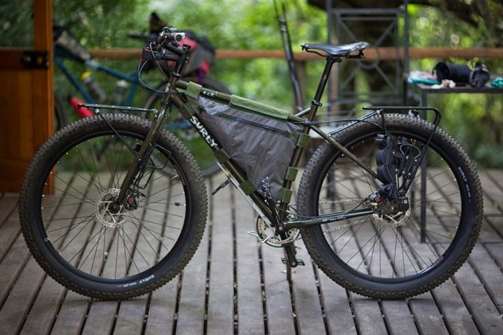 Bike Touring with the Surly ECR: 1,000 km Impressions + Build Specs