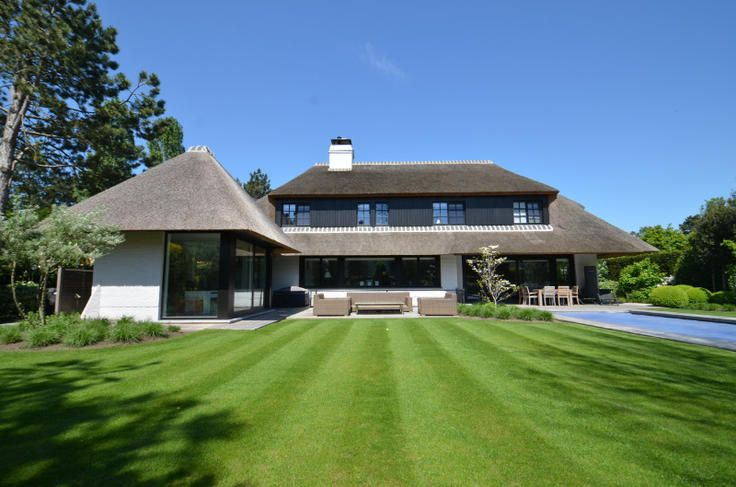 Huis met zwembad te koop 4 slaapkamer(s) - bewoonbare opp.: 338 m2   Immoweb ref:4992707