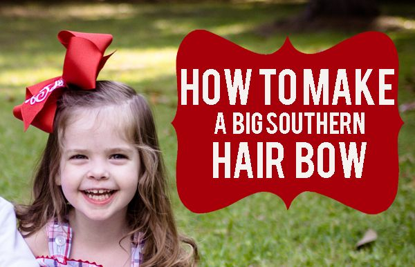 As a lifelong Southerner, I subscribe wholeheartedly to the philosophy of dressing children traditionally. And, as the mom of a little girl, that includes a giant grosgrain hairbow to match each and every outfit. For the first year of my daughter's life, she didn't have enough hair for a bow but, as soon as she …