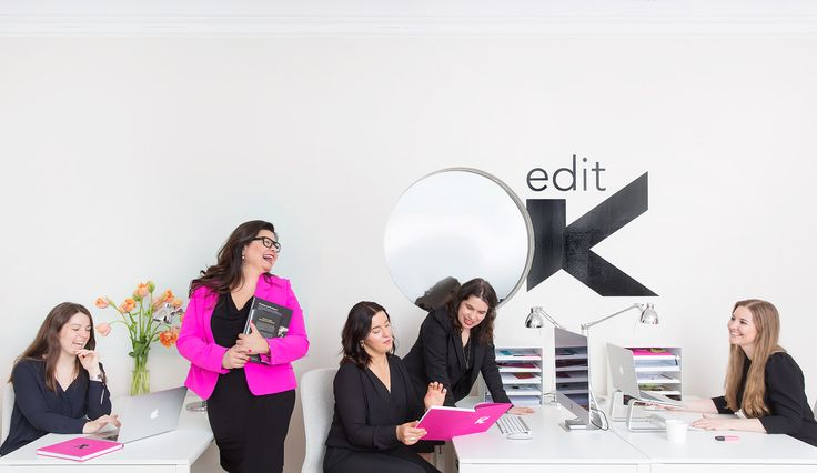 editK in action