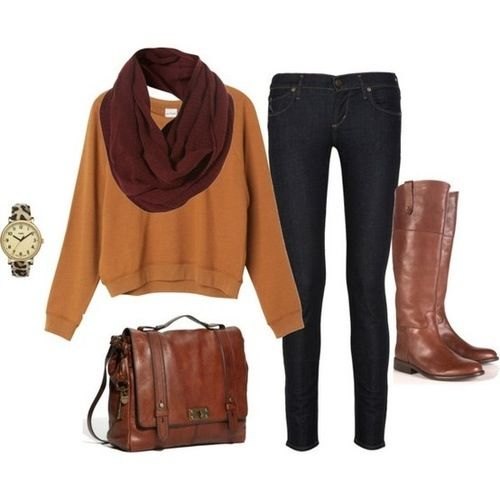 Fall style :)