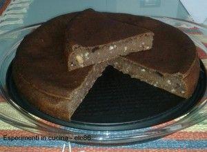 torta con pane raffermo | Esperimenti in cucina