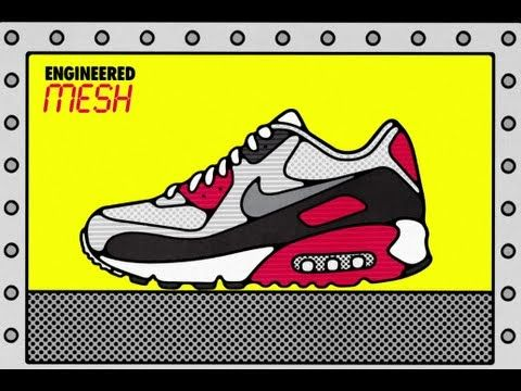 Nike Presents: Air Reinvented | Air Max Engineered Mesh