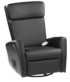 Massage stol i læder Tilbud indtil 5. oktober 1.750 kr
