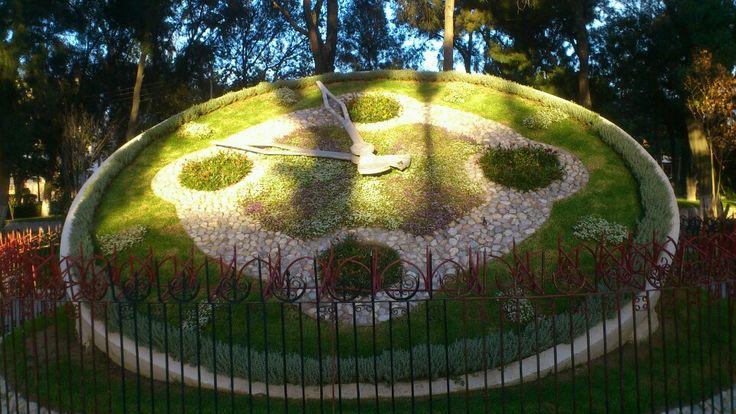 Parque Hidalgo en Pachuca, Hidalgo
