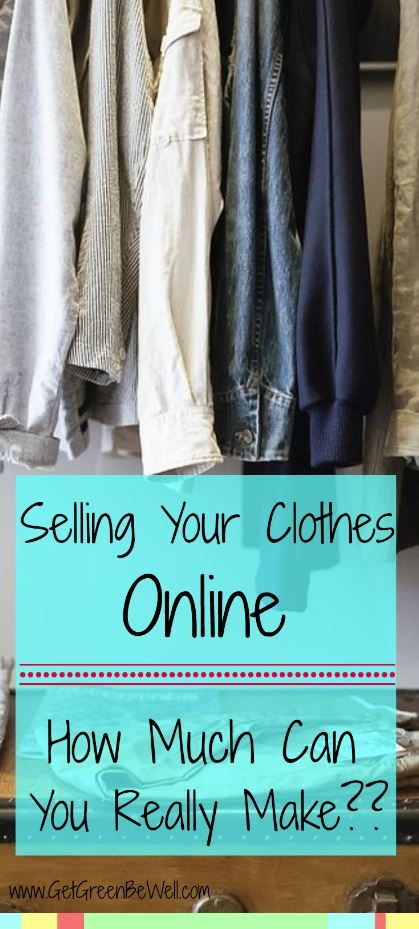 You can make money quickly by selling clothes online. Consignment store thredUP buys your old clothes for cash. But is it worth it? Here's how much I REALLY made from selling my clothes online.