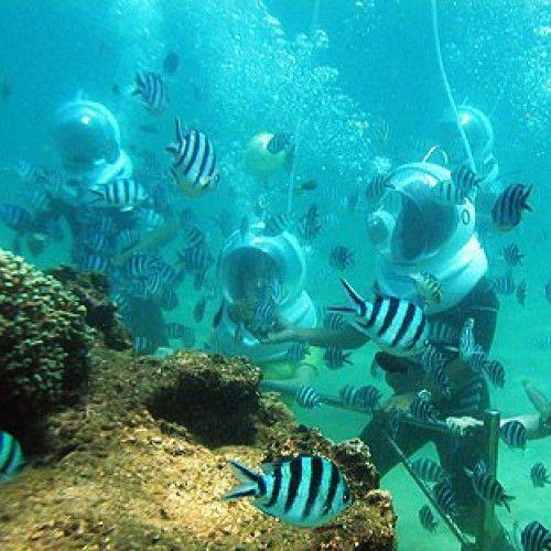 Seawalker Tanjung Benoa