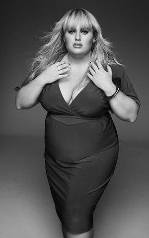Australian Actress Rebel Wilson. Born Melanie Elizabeth Bownds 3 February 1986, Sydney, New South Wales, Australia. Wilson's great-aunt was Lillian Bounds, who was married to Walt Disney