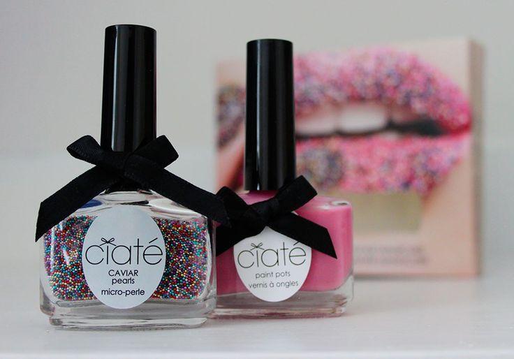 Rainbow, el esmalte de Ciaté para manicura Caviar | Decoración de Uñas - Manicura y Nail Art