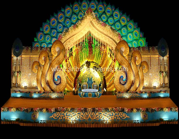 519 best deco and venue images on pinterest south indian sri balaji creations junglespirit Gallery