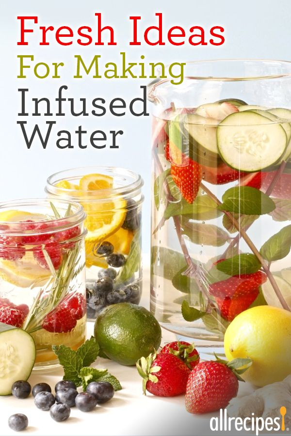 What to know about making infused water; including prep tips, flavor suggestions, and how to keep it tasting fresher, longer.