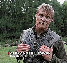 Alexander Ludwig - Vikings