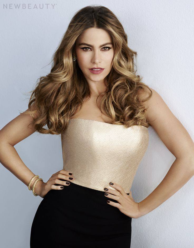 Sofia Vergara #Celebrity #beauty #hair