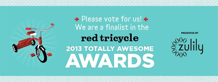 VOTE FOR THE SHRUNKS! We're a Finalist in Red Tricycle Totally Awesome Awards. We CAN win this... but ONLY with your help! Every vote counts. Every share matters. Here's the link, just select 'Tuckaire Toddler Travel Bed', 3rd item from the bottom of the list. Thank you all!!  http://awards.redtri.com/2013/travel-essentials