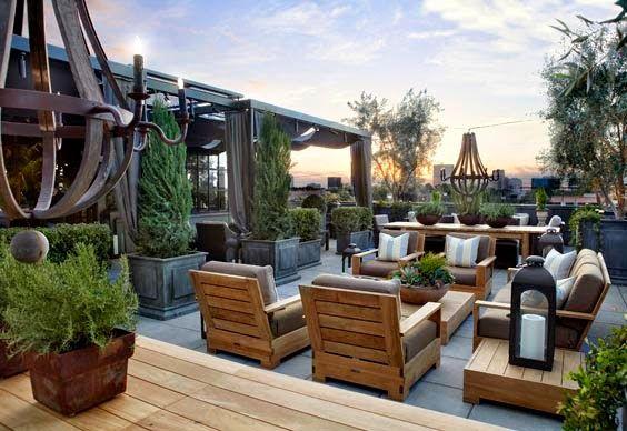 BOISERIE & C.: Holiday Style - Giardini da Sogno