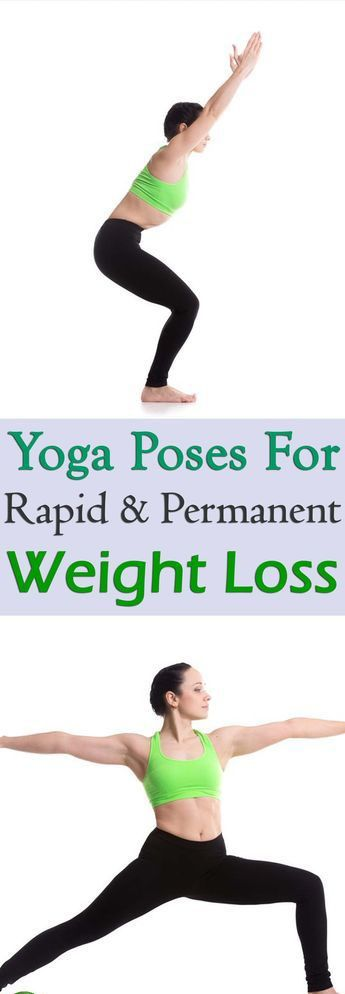 6 Effective Yoga Poses To Lose Weight Rapidly & Permanently – Medi Idea