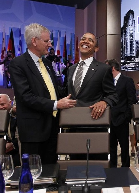 Obama with Swedish Foreign Minister Carl Bildt: 1St Family, U.S. Presidents, Minister Carl, Swedish Foreign, Foreign Minister, Awesome Obama, Barack Obama, President Obama
