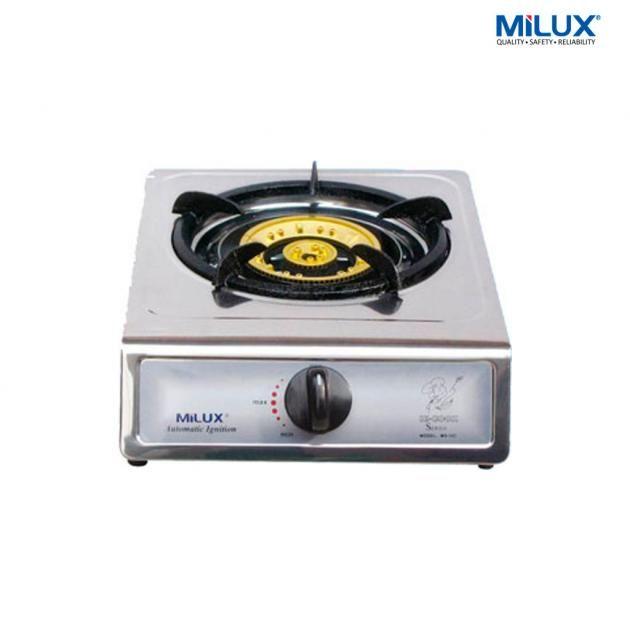 Milux Single Burner Stove Cooker Ms 107 Single Burner