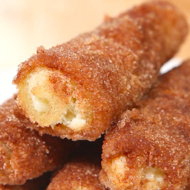 Good luck not finishing theseCinnamon Cream Cheese Roll-Ups all by yourself. ...