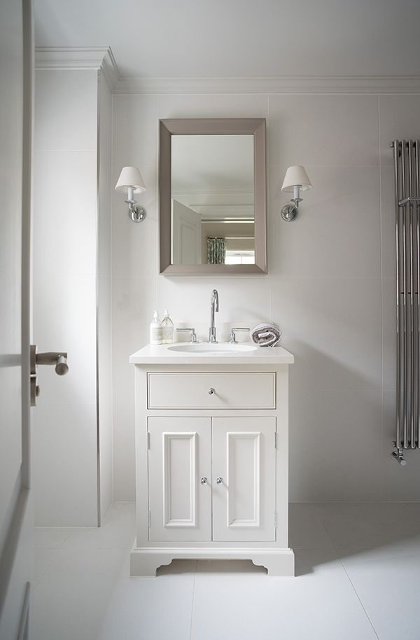 Chichester 640mm Undermount Washstand #neptune #bathroom #washstand www.neptune.com