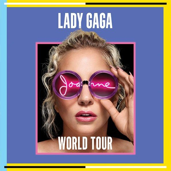 Lady Gaga Ladies Night! Win an entire ROW of tickets for YOUR squad to see Lady Gaga perform LIVE at Philips Arena!