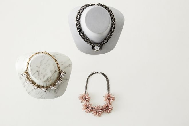 A simple jewellery update can switch-up your look quickly and inexpensively to give your fave outfits a little boost of newness!