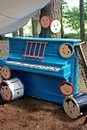 I loved this little piano corner at the @JustSoFestival last year